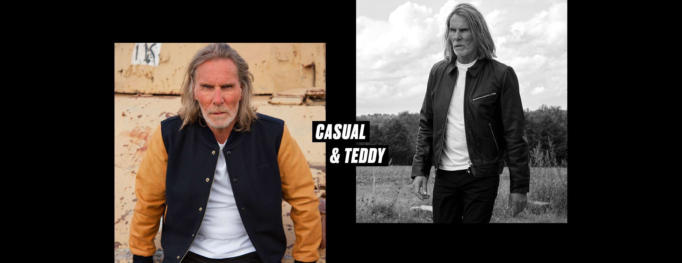 Casual & Teddy