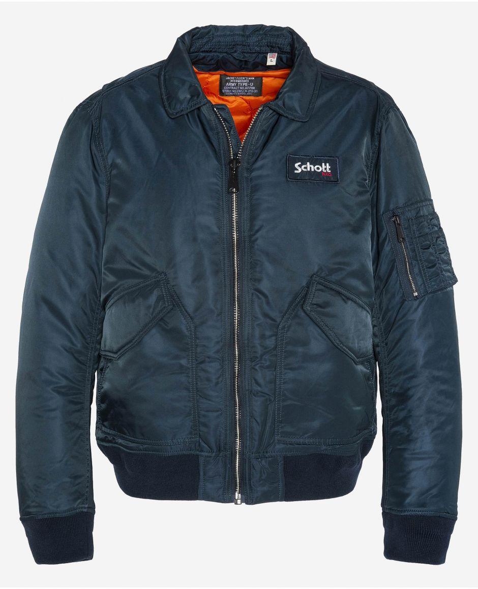 CWU pilot jacket