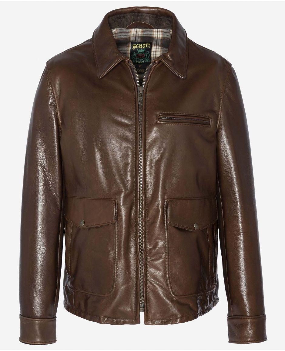 Jacket with Scottish lining, Mythical USA