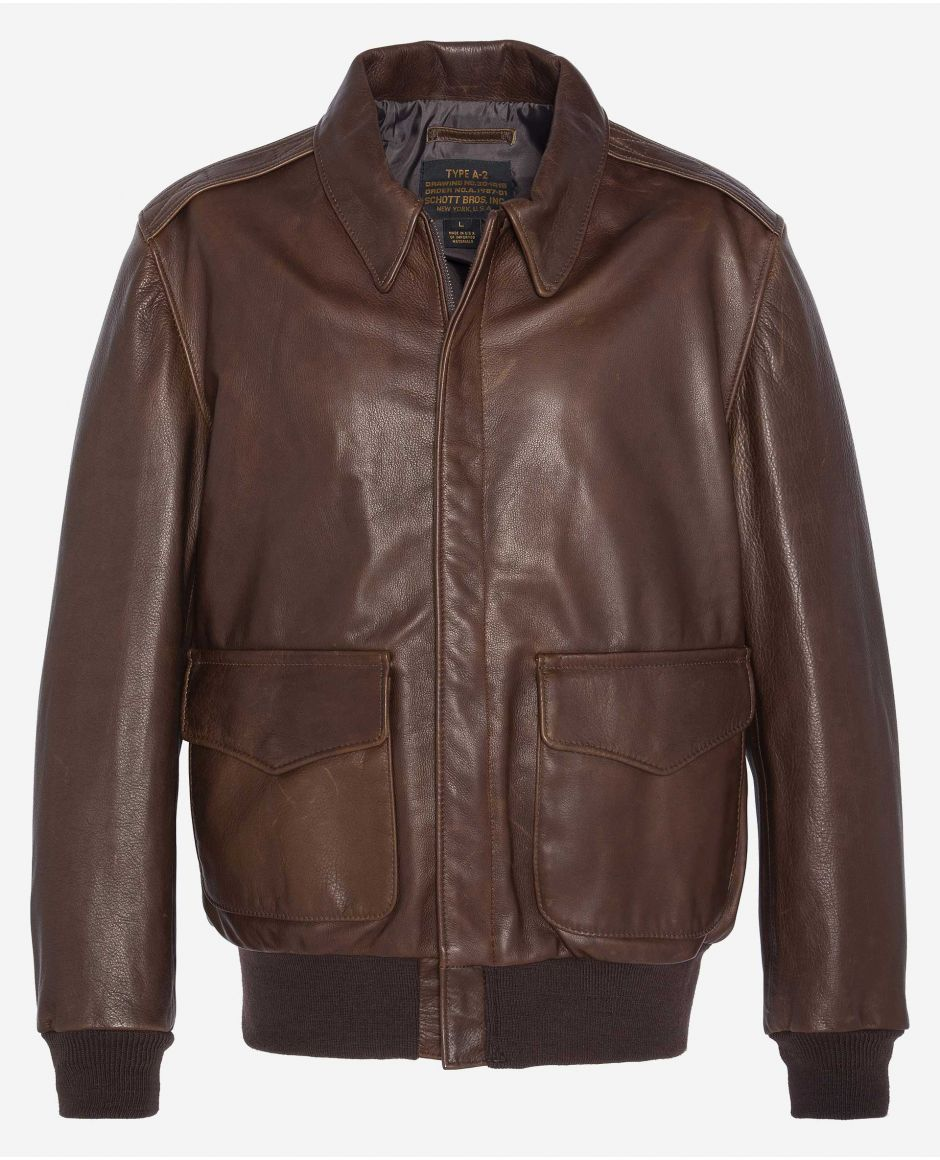 Iconic flight jacket