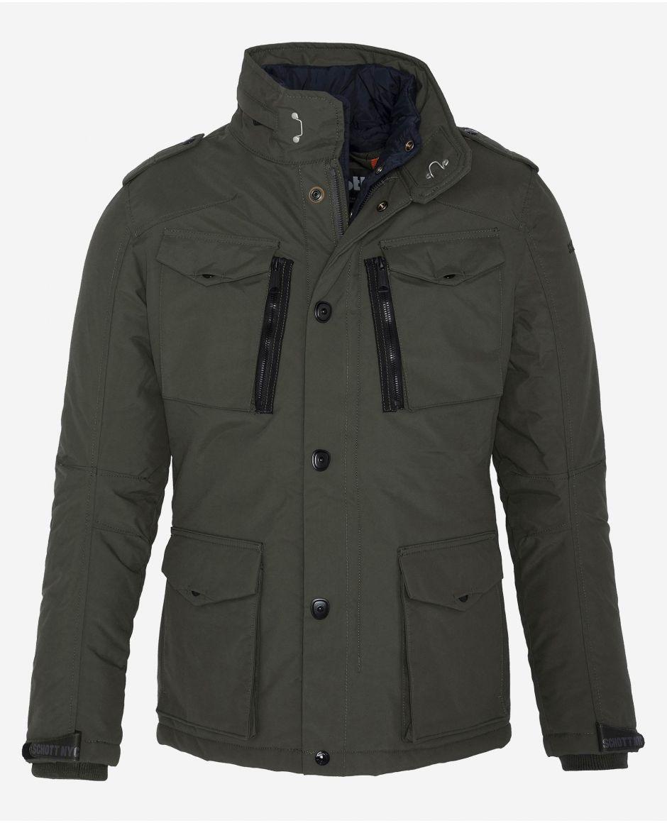 Multipocket army jacket