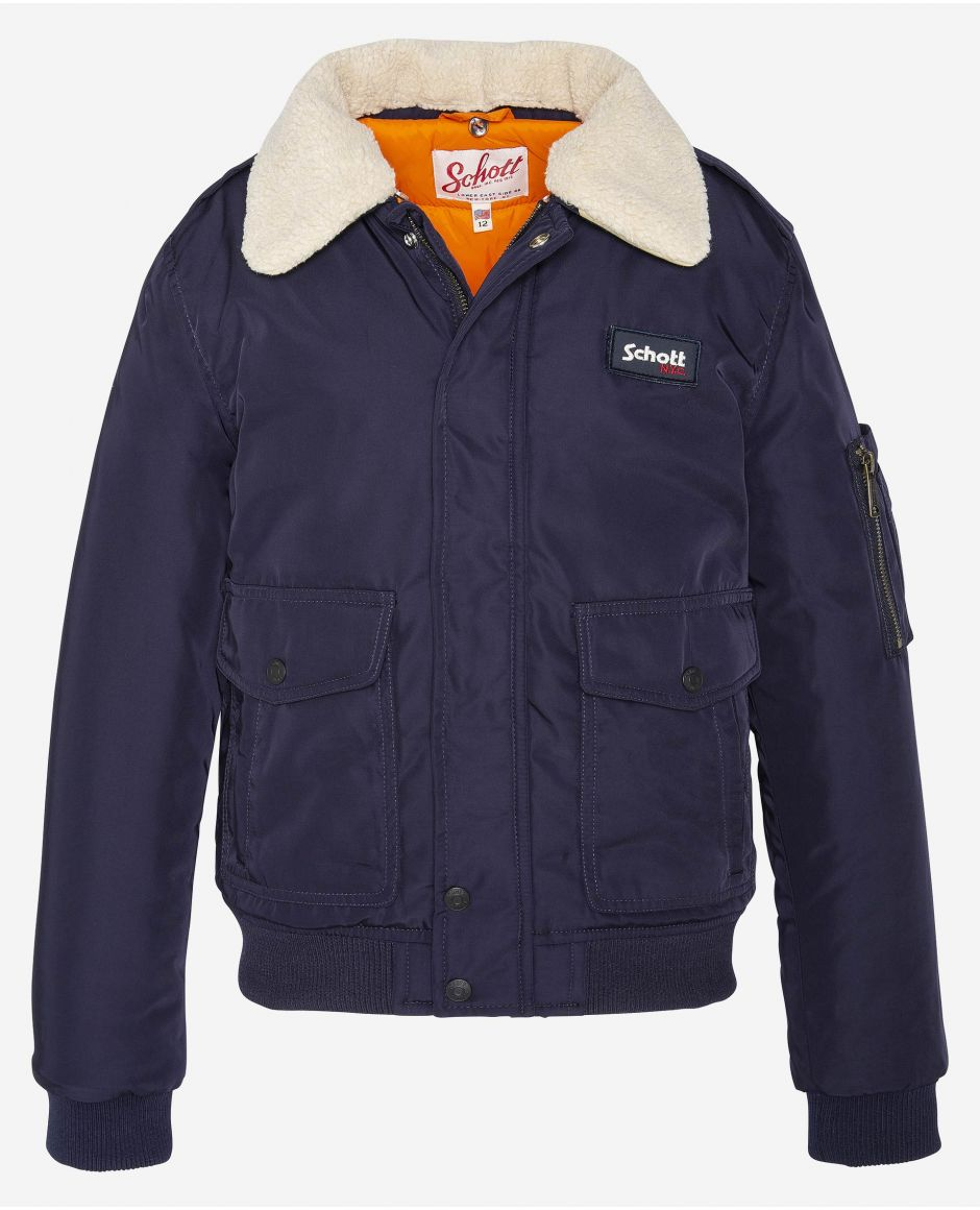 Blouson pilote junior