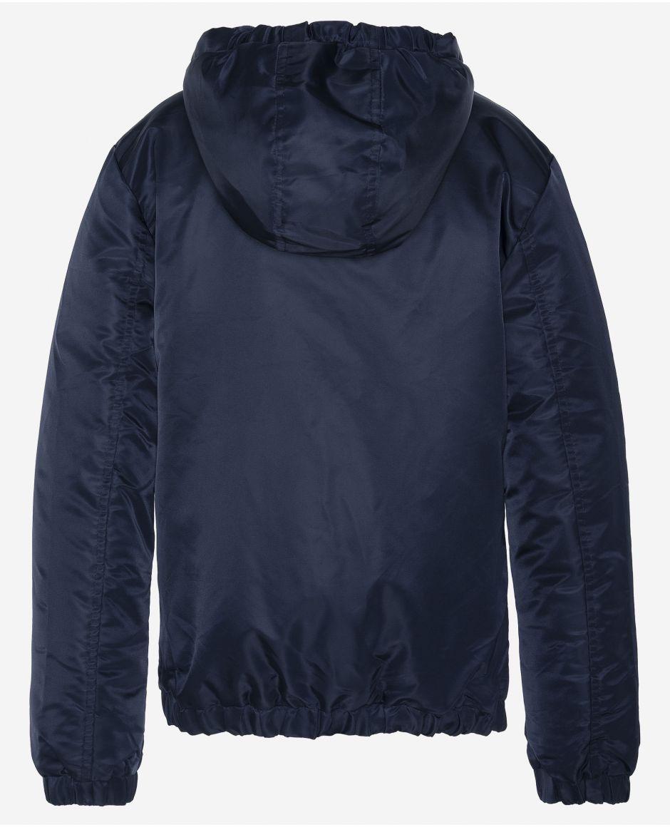 Winbreaker Jacket with fixed hood