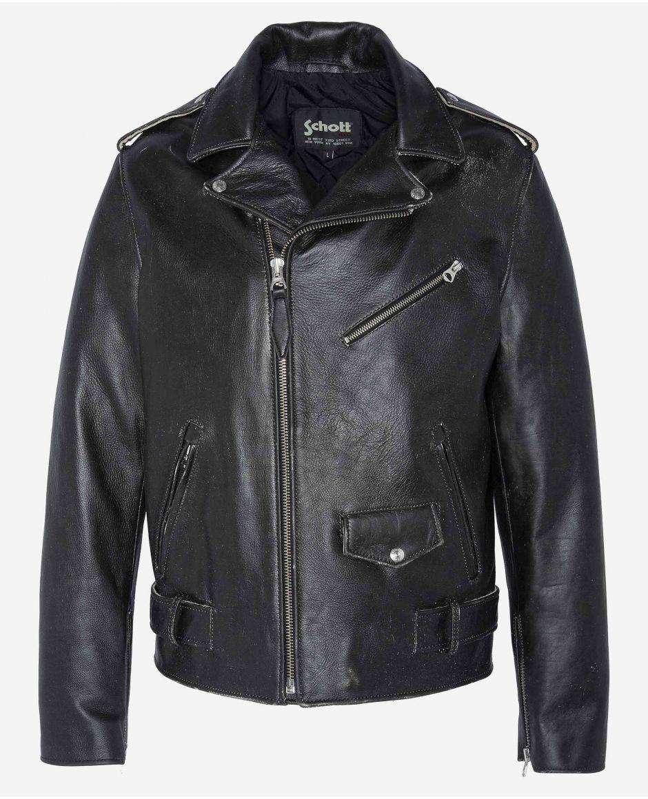 Vintage Perfecto® jacket, with belt