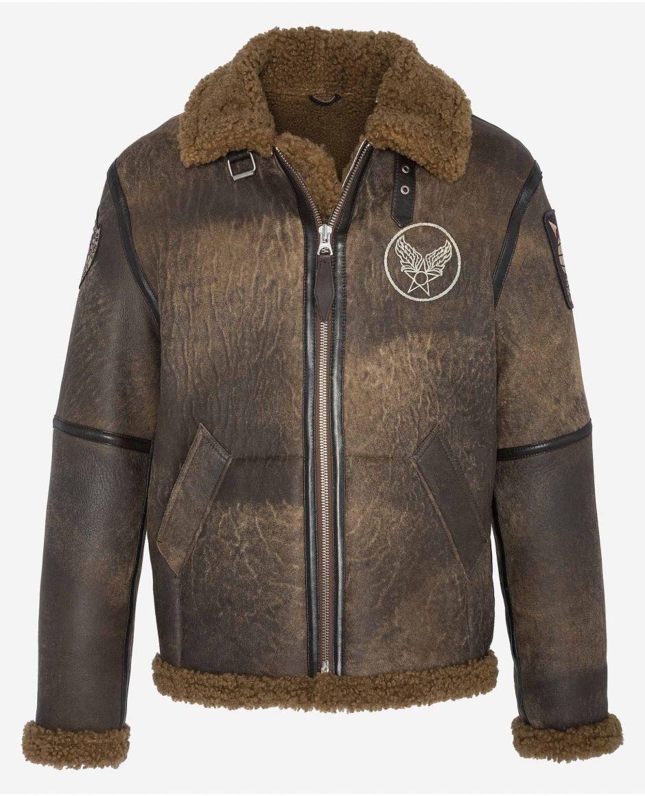 Bomber jacket, type B-3