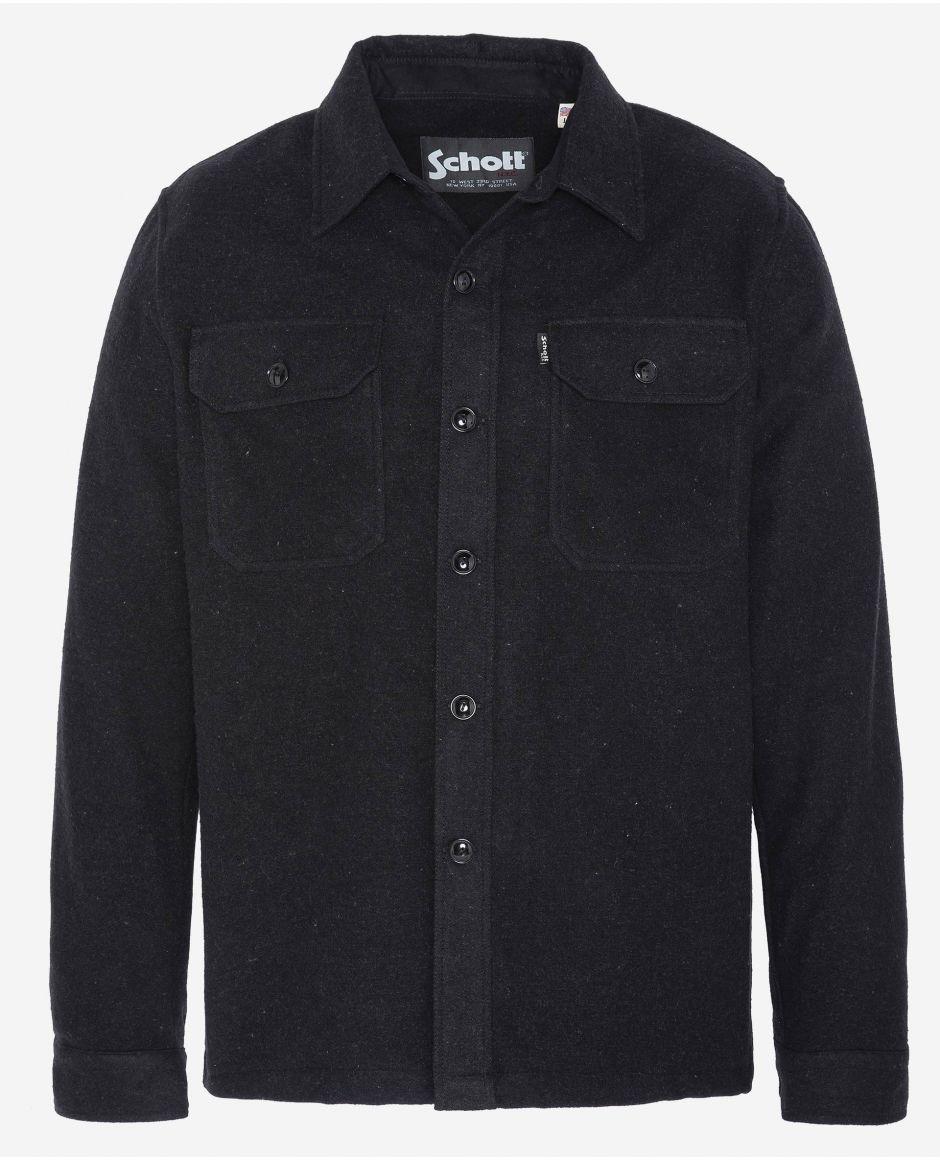 Work plaid shirt