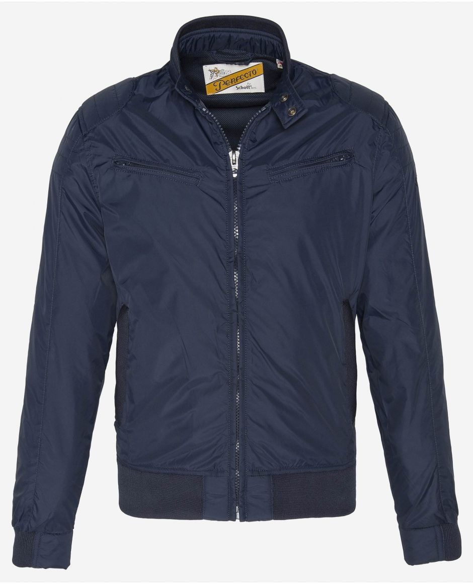 Lightweight biker jacket
