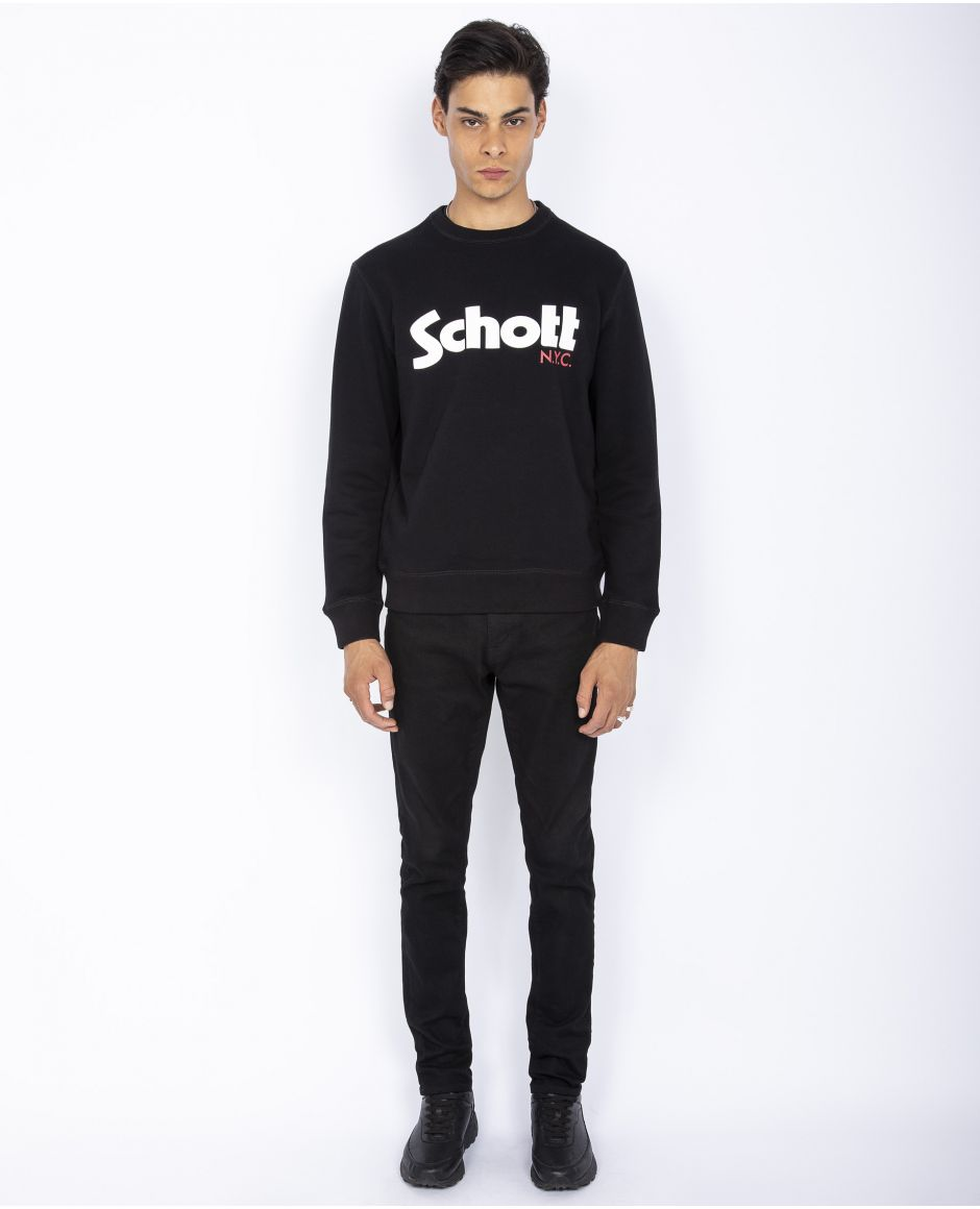 Sweatshirt ras du cou