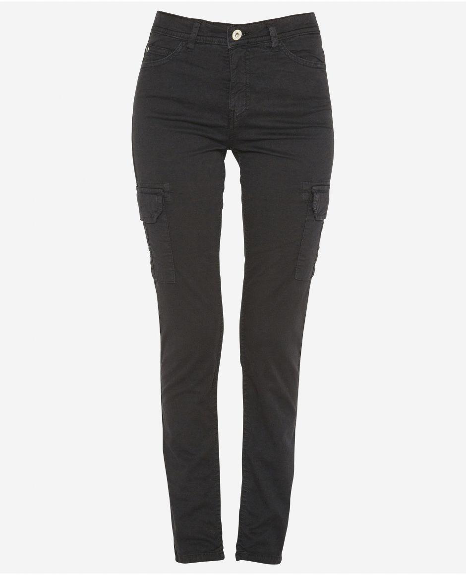 Slim fit army pants