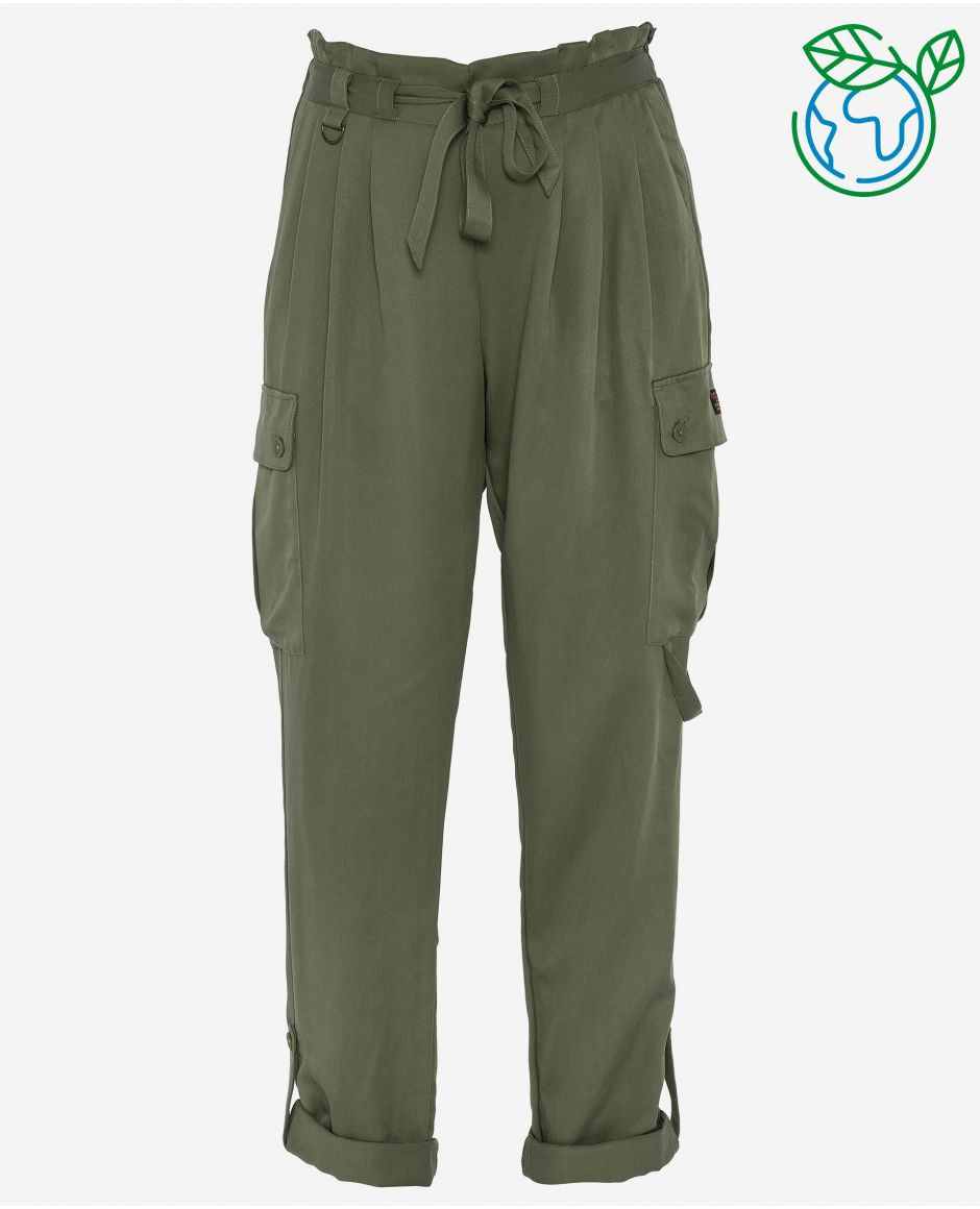 Pantalon army éco-friendly