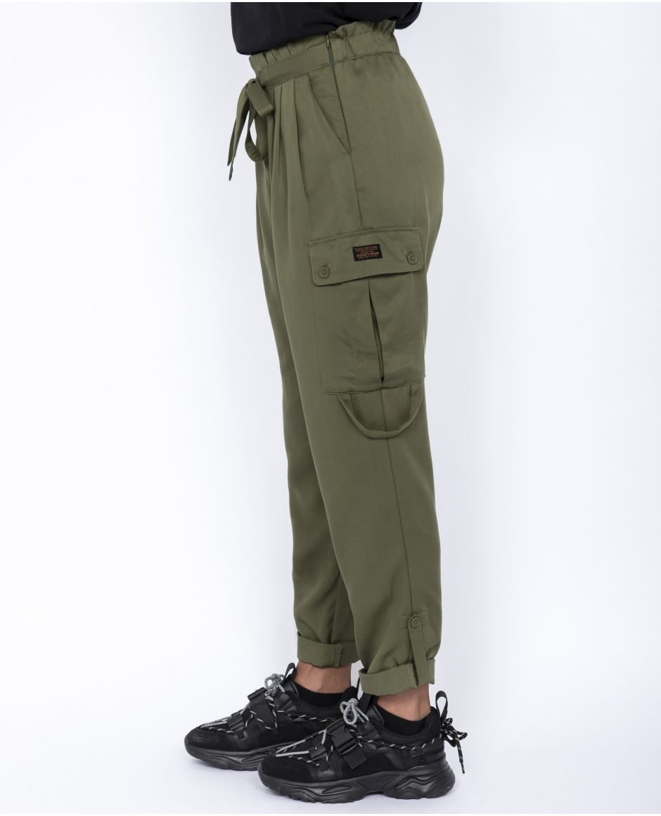 Eco-friendly Army pants
