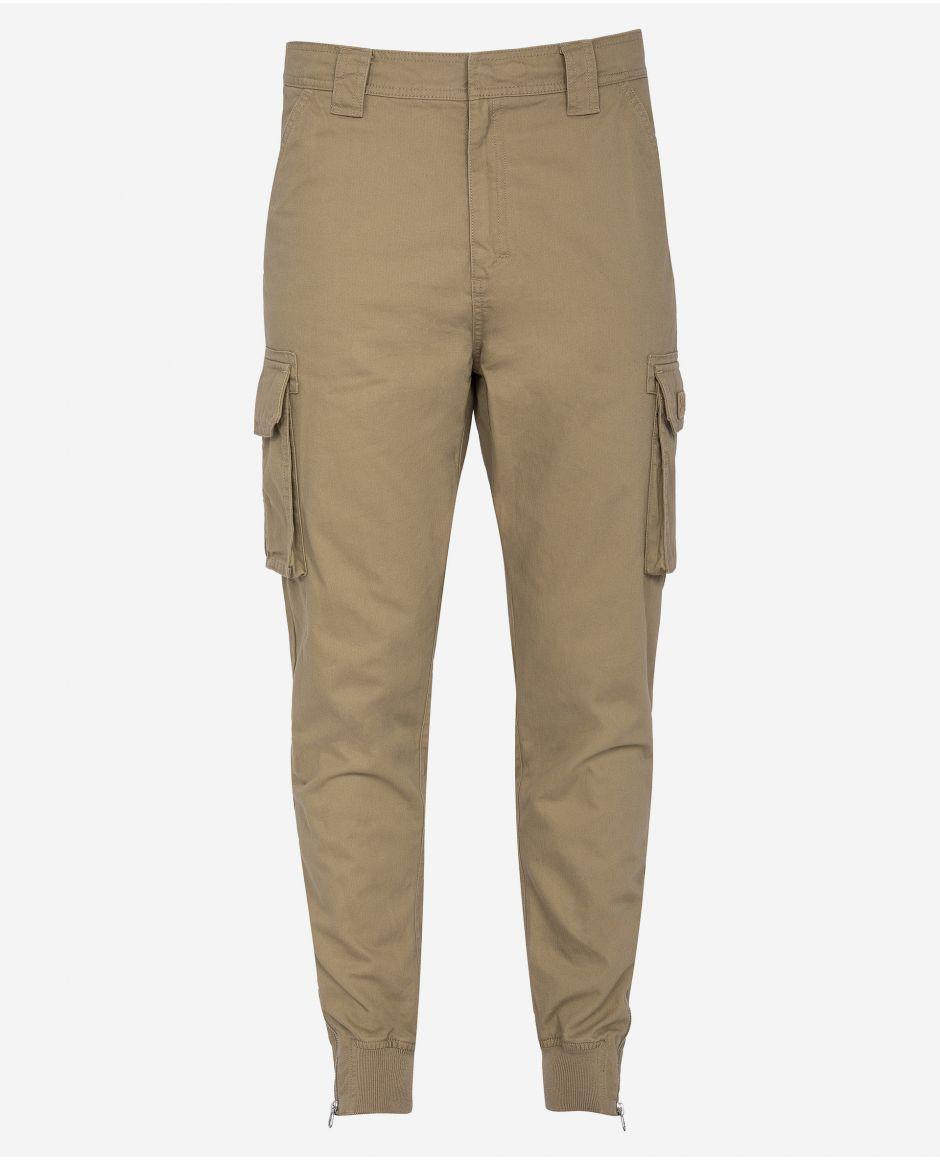 Pantalon army multipoches