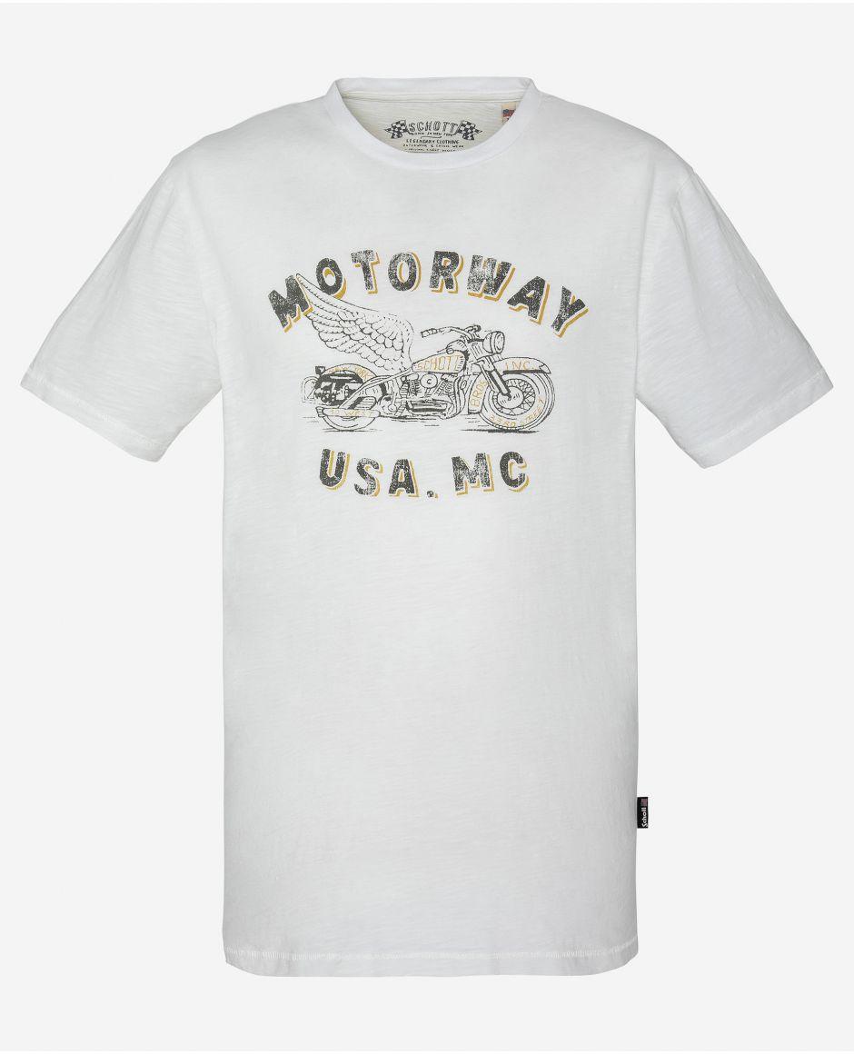 T-Shirt motard