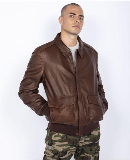 Iconic flight jacket
