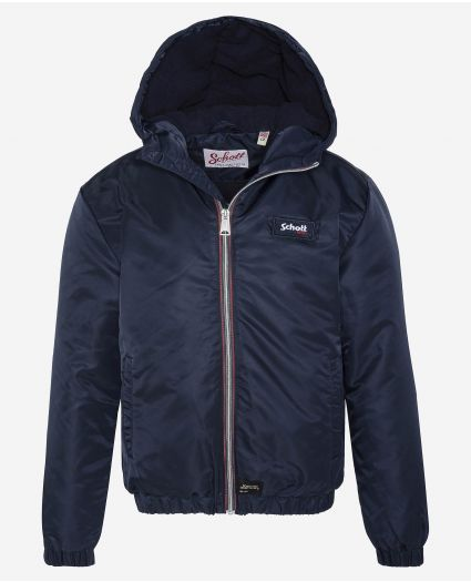 Blouson à capuche junior