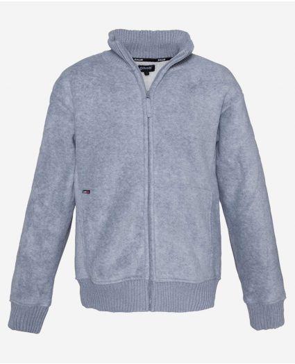 Sweatshirt polaire zippé