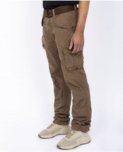 Multipocket combat pants