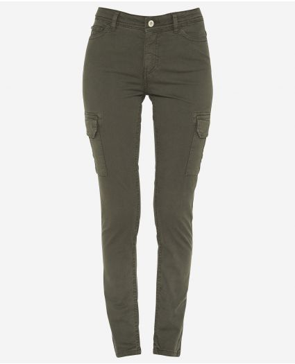 Pantalon slim army