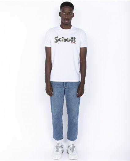 T-shirt ras du cou