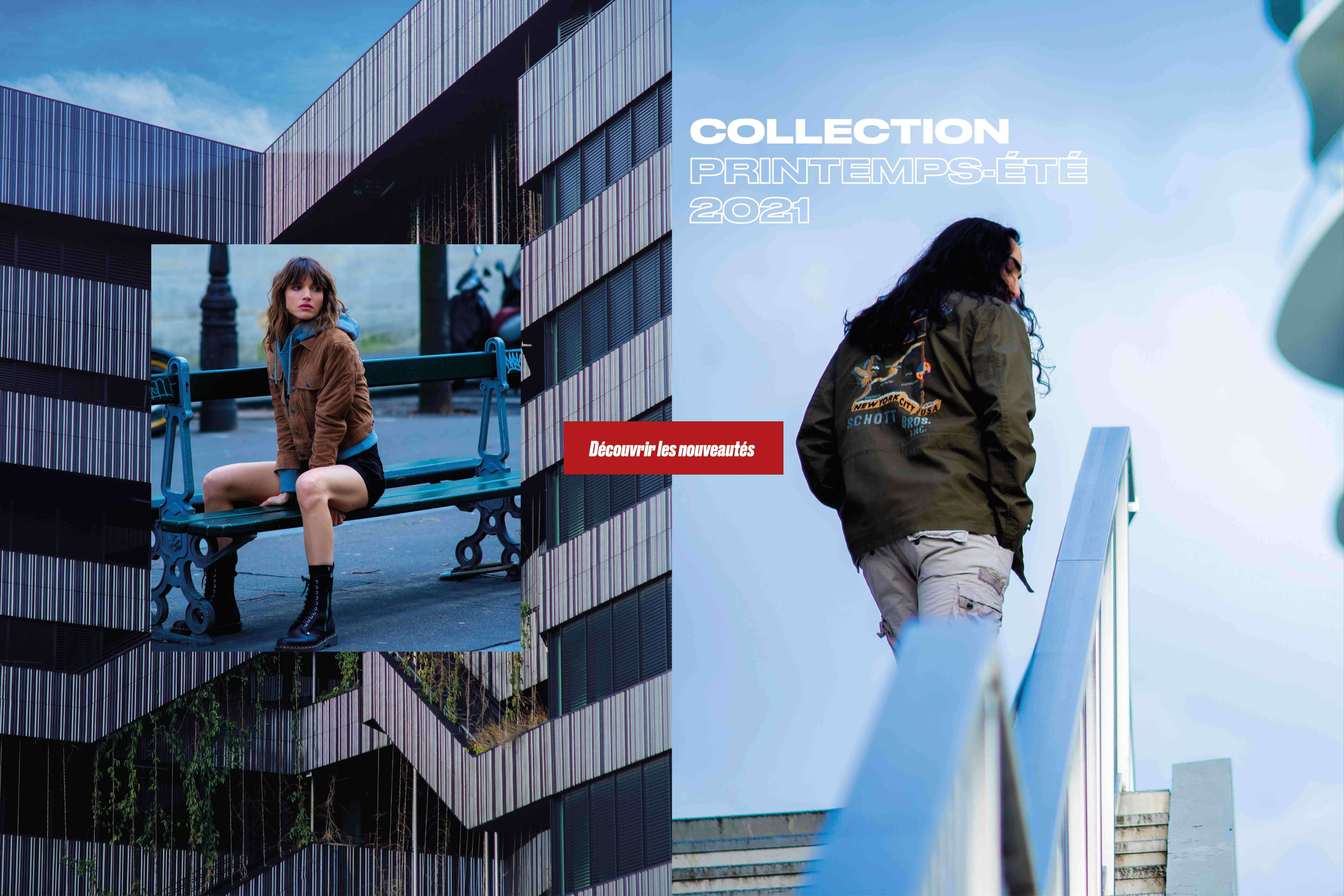 Slider 1 - Nouvelle collection
