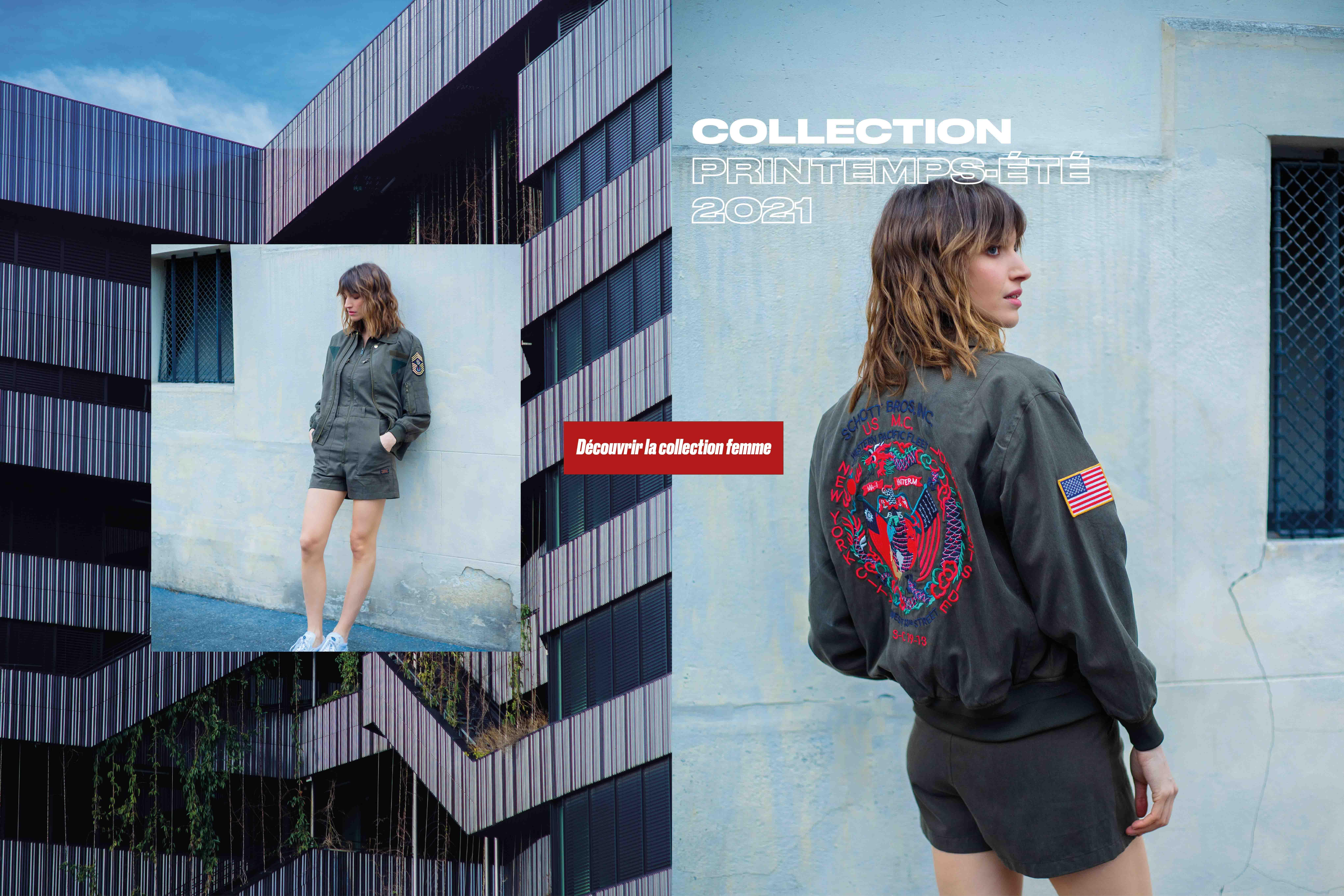 Slider 3 - Toute la collection Femme